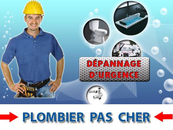 Debouchage Canalisation Villaines-sous-Bois 95570