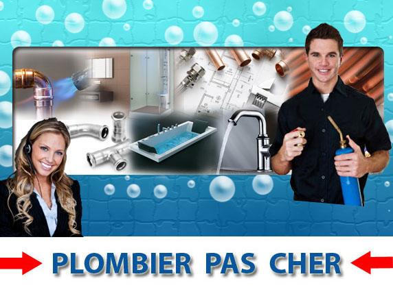 Debouchage Canalisation Villiers-le-Sec 95720